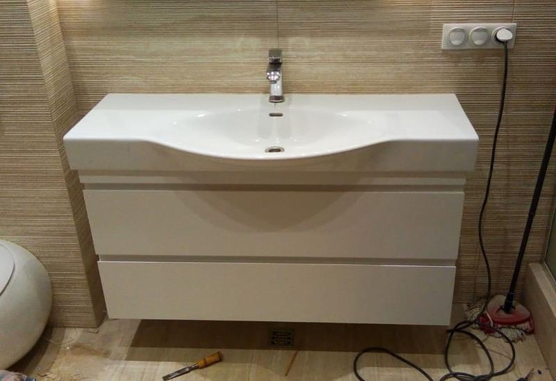 Мебель для ванной комнаты-Мебель для ванной «Модель 29»-фото2
