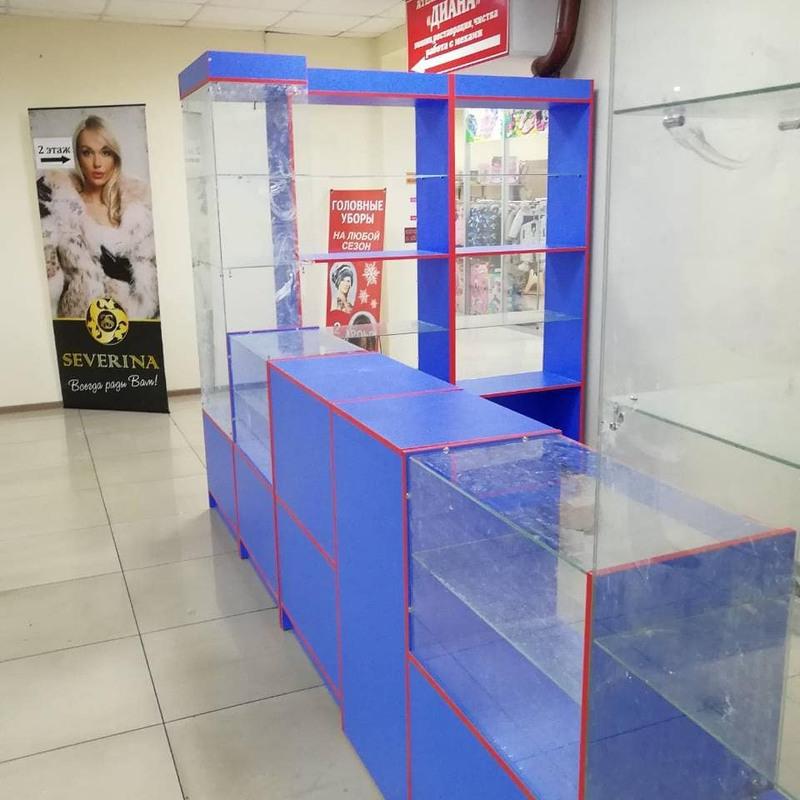Торговая мебель-Торговый островок «Модель 231»-фото4