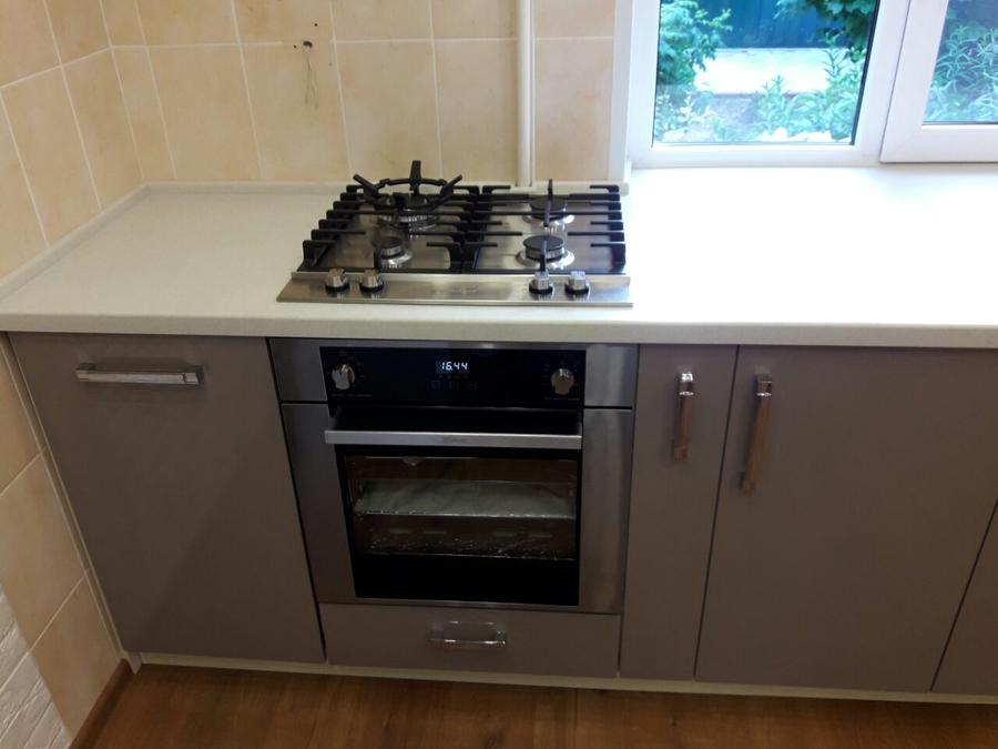 Белый кухонный гарнитур-Кухня «Модель 481»-фото4
