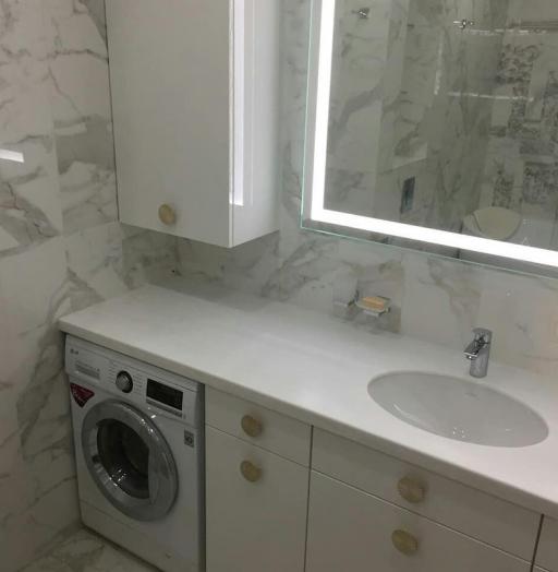 Мебель для ванной комнаты-Мебель для ванной «Модель 10»-фото4