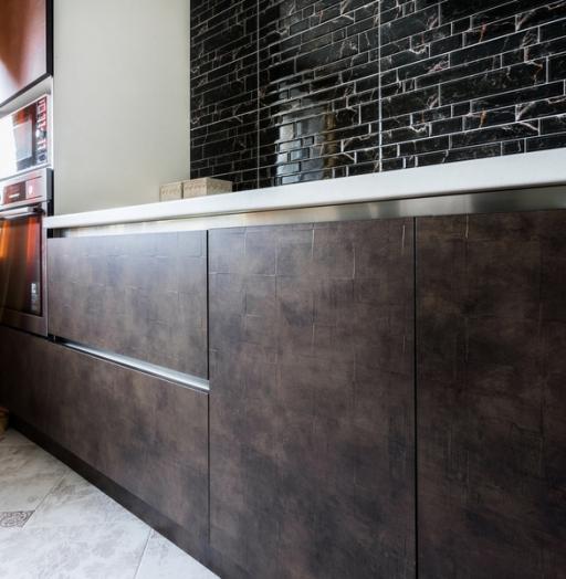 -Кухня из акрила «Модель 412»-фото29