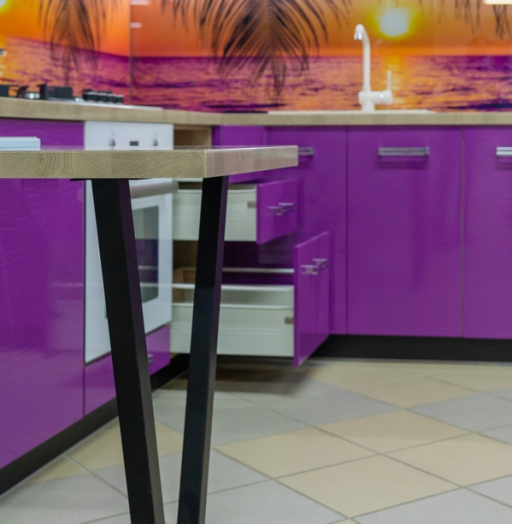 -Кухня МДФ в ПВХ «Модель 45»-фото20