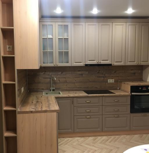 -Кухня МДФ в ПВХ «Модель 62»-фото6