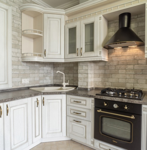 -Кухня из шпона «Модель 7»-фото7