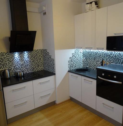 -Кухня из пластика «Модель 131»-фото22