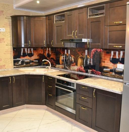 -Кухня из массива «Модель 160»-фото7
