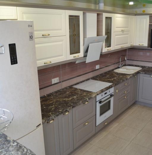 -Кухня МДФ в ПВХ «Модель 178»-фото16
